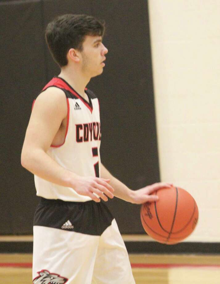 Zac Saez quarterbacked Reed City boys basketball teams at his guard position. (Pioneer file photo)