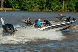 The Neches River Bass Association began their 2020 season on Thursday night with over 25 boats participating. Photo made on May 7, 2020. Fran Ruchalski/The Enterprise