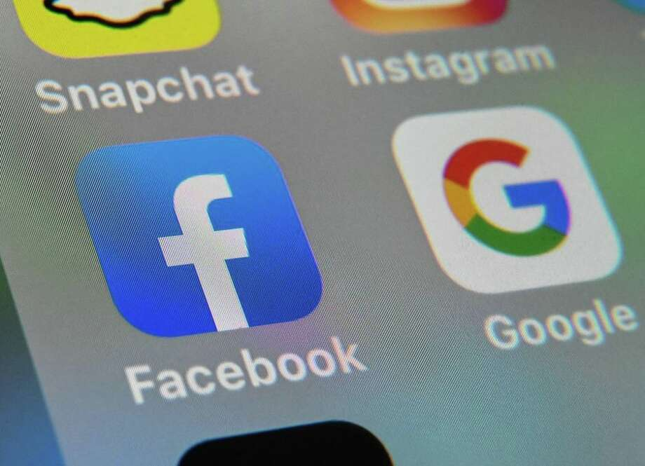 Facebook and Google gave updates to their work from home plans. Photo: Getty