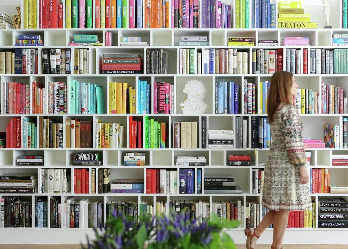 Photo from Robert and Cortney Novogratz' new book,