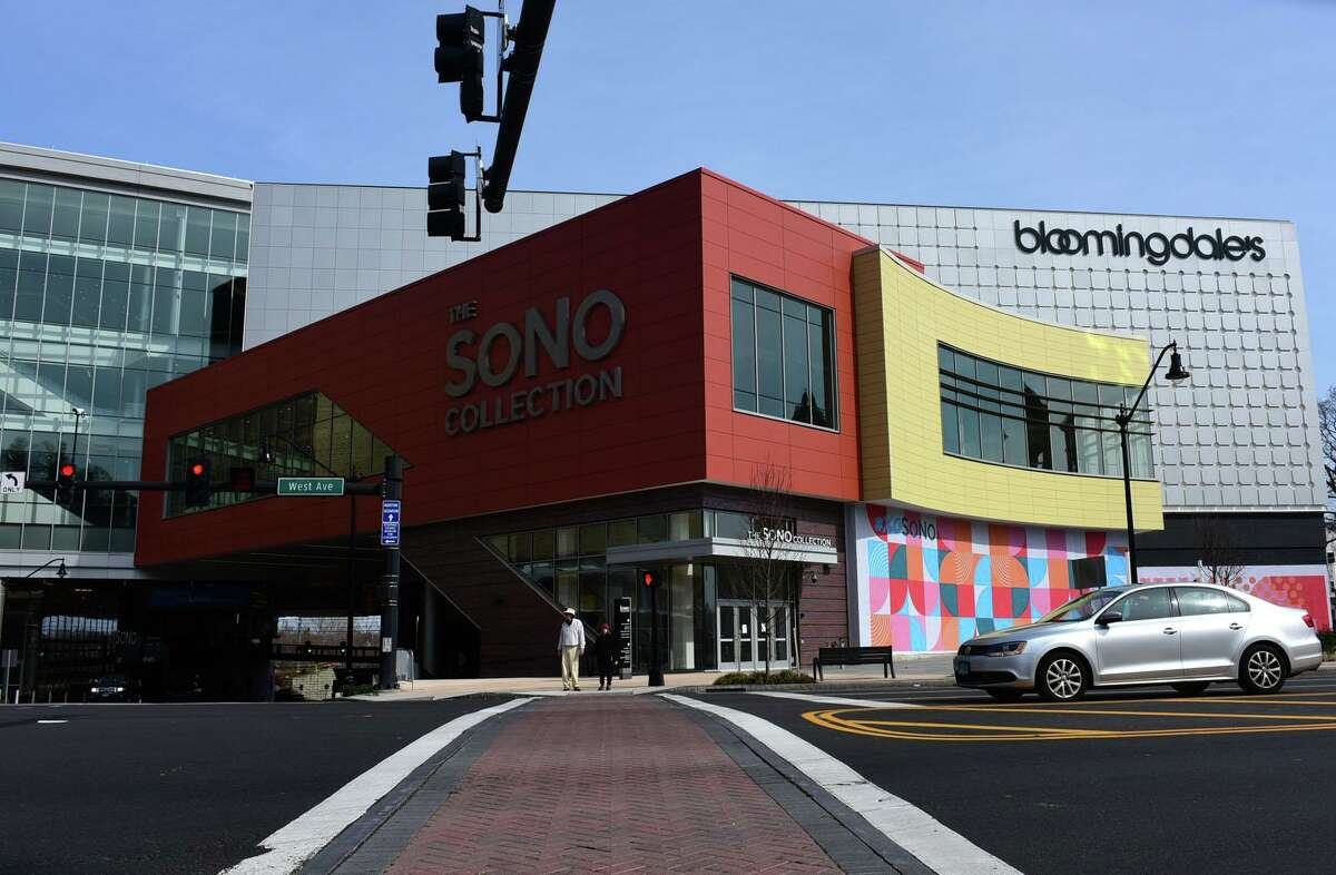 The SoNo Collection helped increase Norwalk's Grand List for the 2019-20 fiscal year.