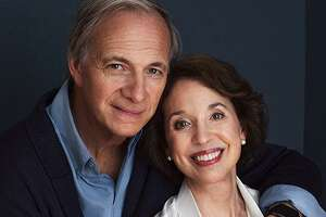 Ray and Barbara Dalio