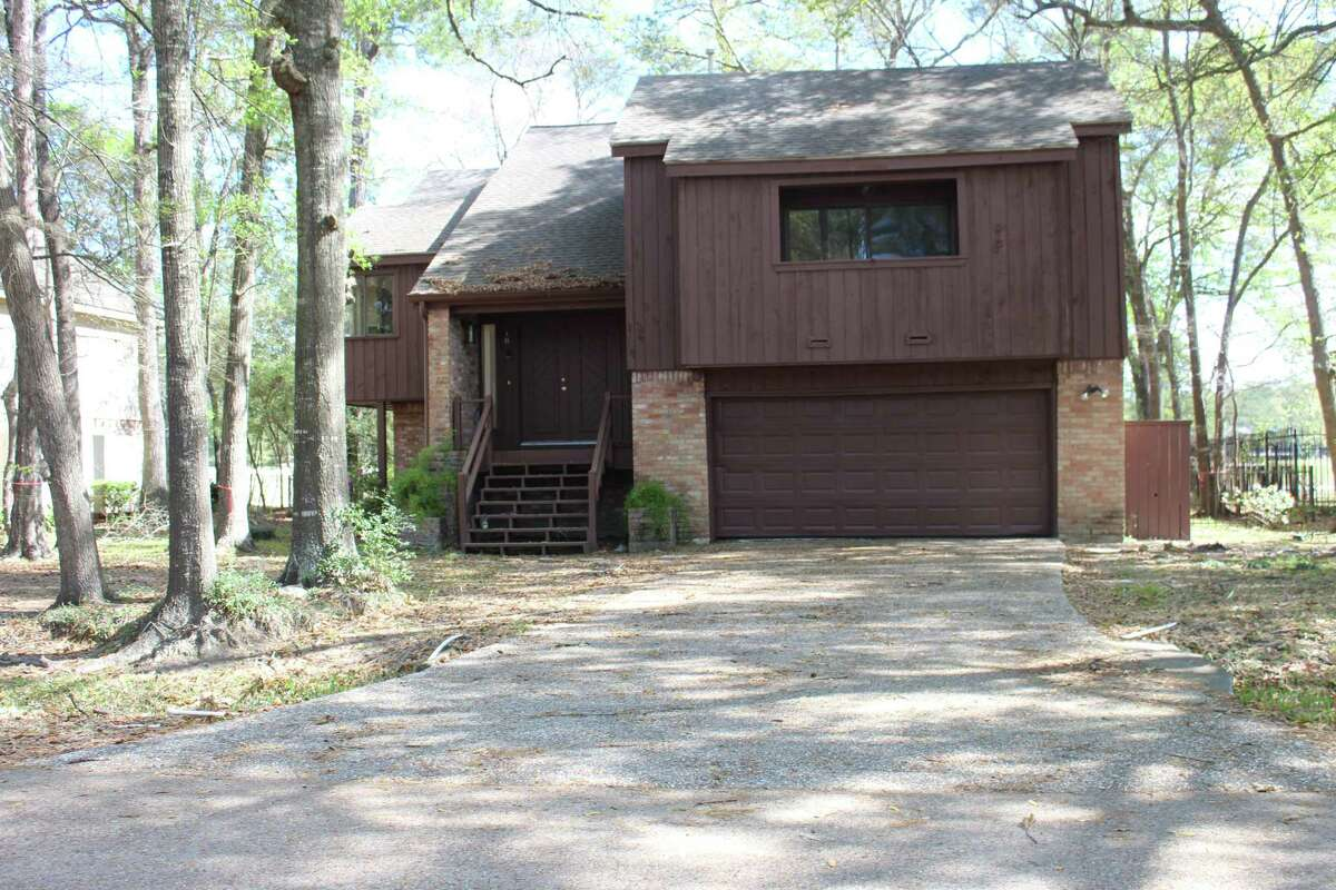 The Village of Grogan's Mill is undergoing massive changes, as old homes from the 1970s like this one on South Timber Top Drive, are sold and new owners destroy the structures and rebuild new, more modern homes. New owners often seek much larger square-footage homes than is allowed by the township's covenants, something that Development Standards Committee Chairman Walter Lisiewski said the committee will enforce vigorously.