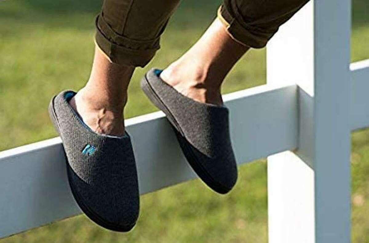 mens memory foam slippers