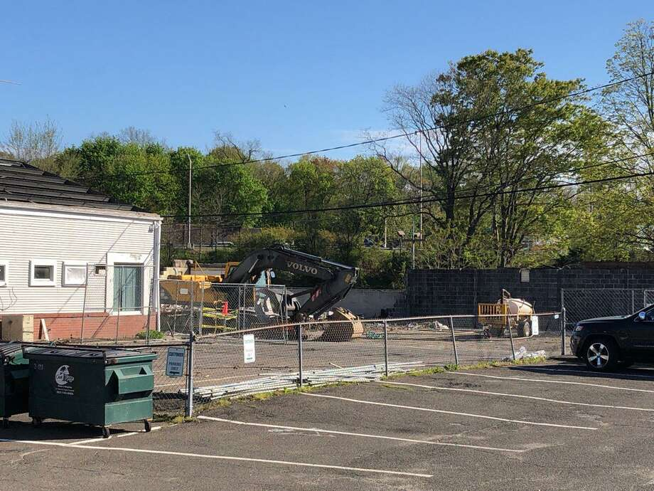 Developers are moving forward with construction on the Corbin District Photo: Contributed Photo / / Connecticut Post