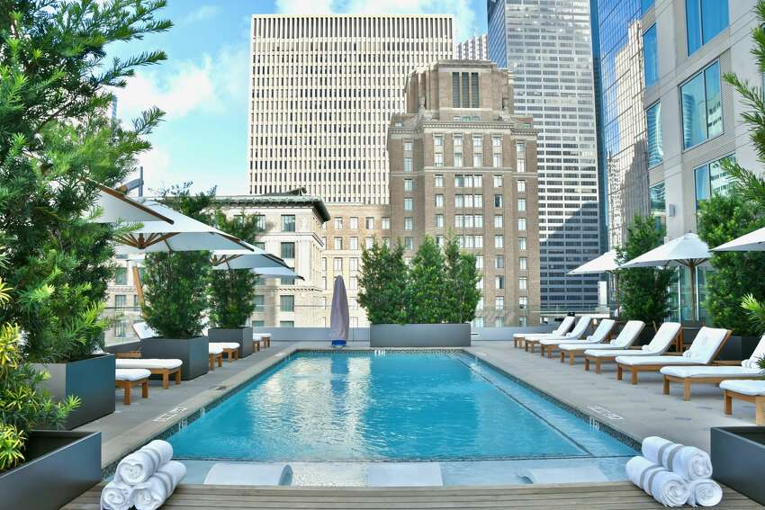 Friday and Saturday:Starting Friday, take a staycation at Hotel Alessandra (May rates start at $142 per room, per night) and enjoy time at the property's rooftop pool. 1070 Dallas St., 713-242-8555, hotelalessandra-houston.com