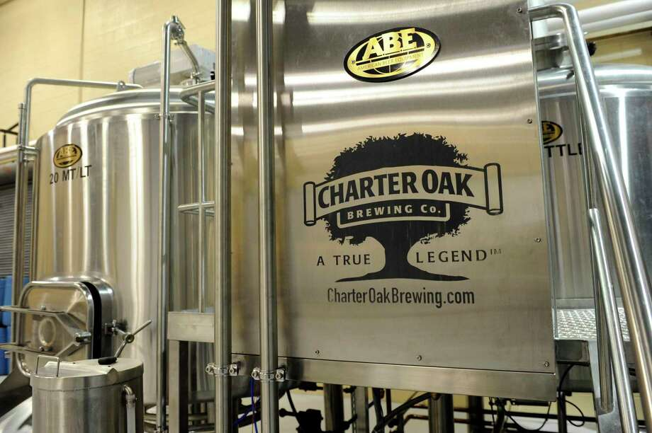 The Charter Oak Brewing Co. is about to open on Shelter Rock Raod in Danbury. Photo Tuesday, May 8, 2018. Photo: Carol Kaliff / Hearst Connecticut Media / The News-Times