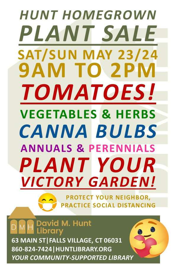 The Hunt Library is holding a Homegrown Victory Garden Plant Sale May 23-24. Photo: Contributed Photo /