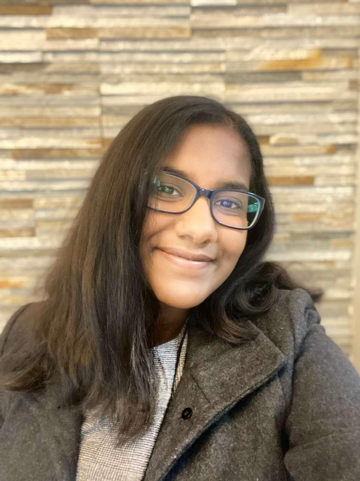 Rajani Nimma is a regional coordinator for Teens Helping Seniors NY.