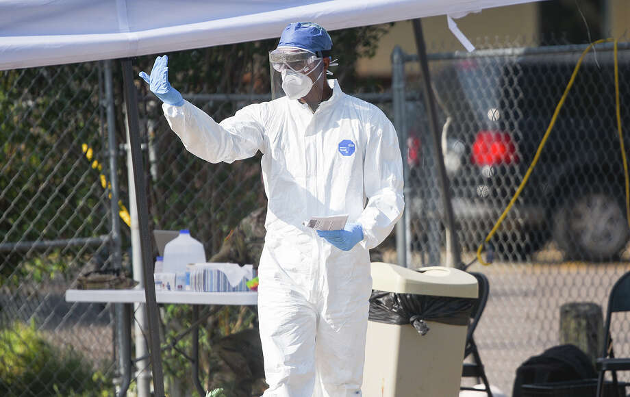 Using information obtained from the City of Laredo Health Department, LMTOnline.com has compiled data which shows how the novel coronavirus is affecting the City of Laredo differently. Photo: Danny Zaragoza/Laredo Morning Times