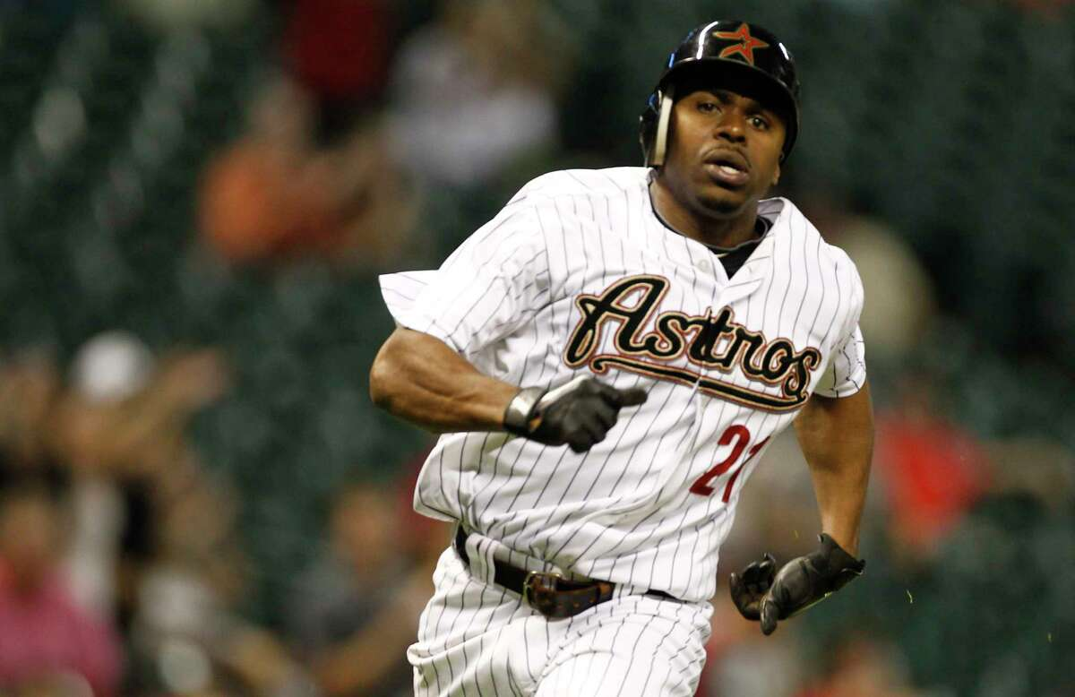 As an Astro, Houston native Michael Bourn led the National League in stolen bases each season from 2009-11.