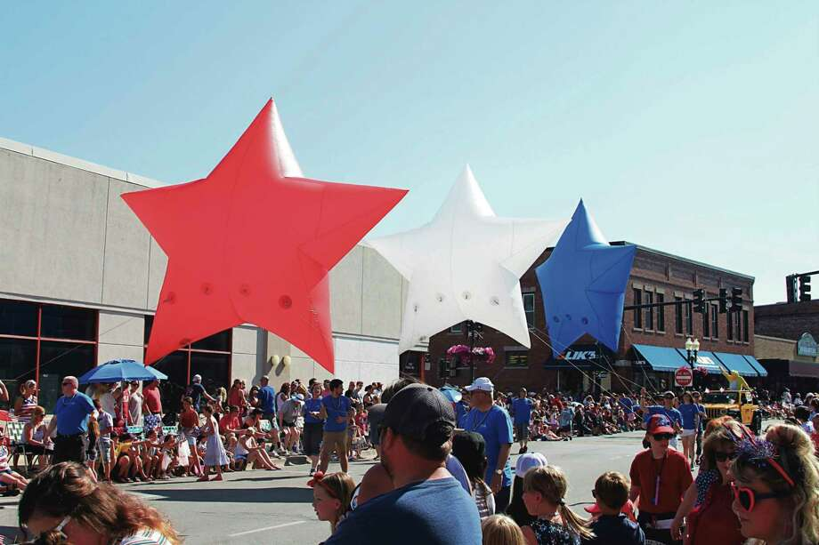 The annual Fourth of July parade is a staple of the Manistee National Forest Festival. Due to the COVID-19 pandemic, the Manistee National Forest Festival has been canceled for 2020. (File photo)