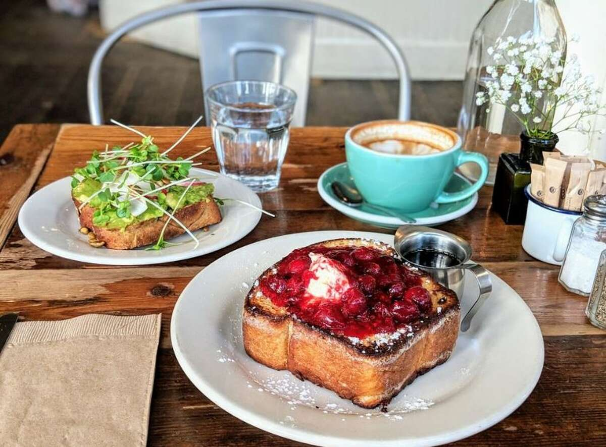 Oddfellows brioche french toast