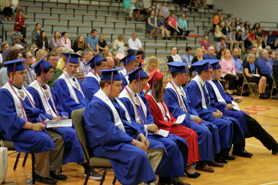 Due to the COVID-19 Pandemic Manistee Catholic Central and CASMAN Academy will be holding different graduation ceremonies this year than what they did in 2019. (File photo)