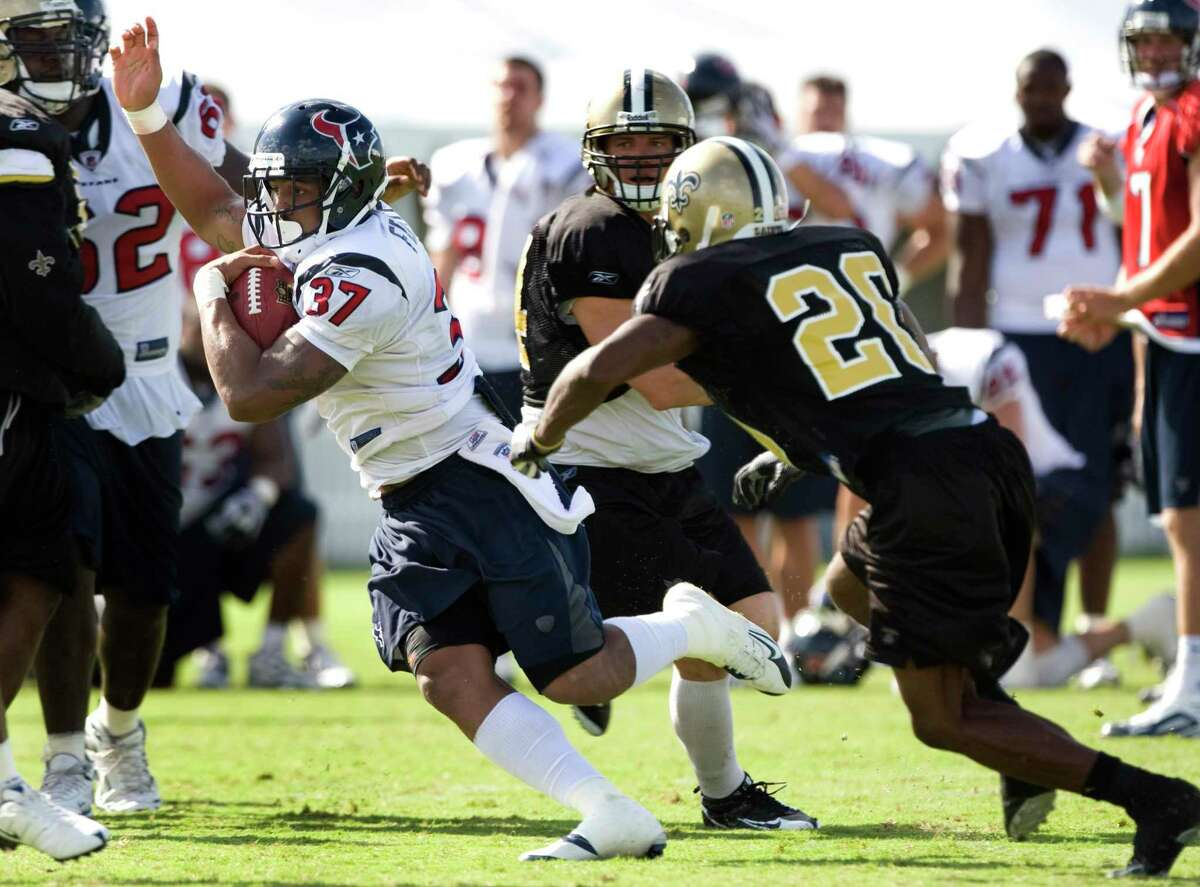 When Arian Foster was an undrafted free agent in 2009 he was able to impress coaches enough on the field to earn a spot on the roster. This year, because of the coronavirus pandemic, it will be harder for rookies to make an impression.