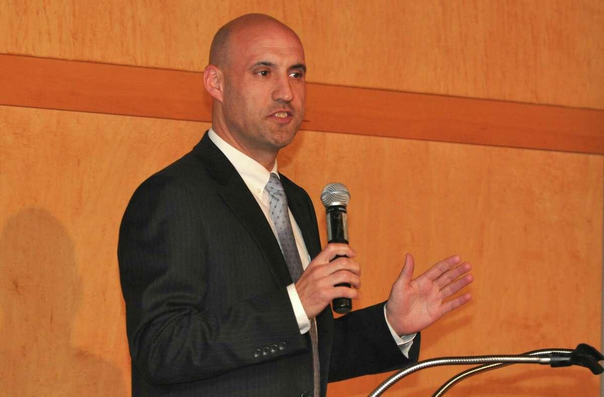 Ken Mysogland, bureau chief of external affairs at the Connecticut Department of Children and Families