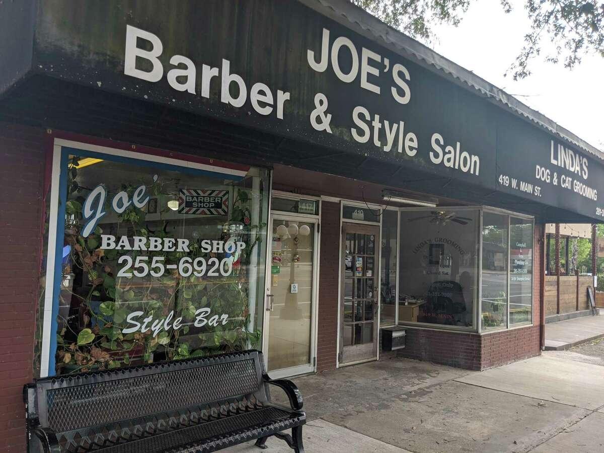 Joe's Barber Shop, 417 W. Main St., Tomball.