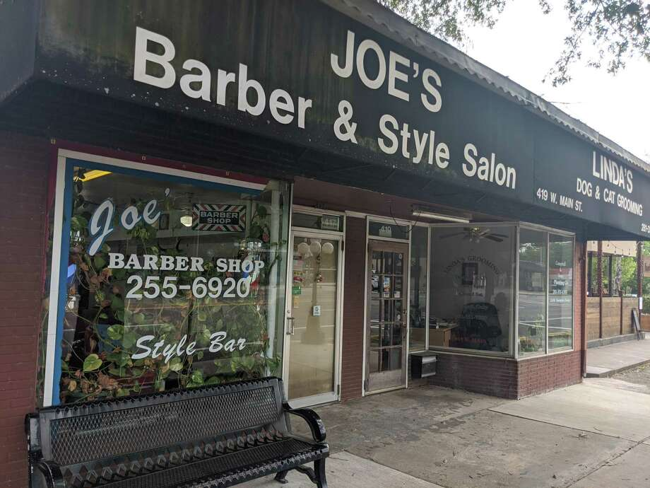 Joe's Barber Shop, 417 W. Main St., Tomball. Photo: Paul Wedding