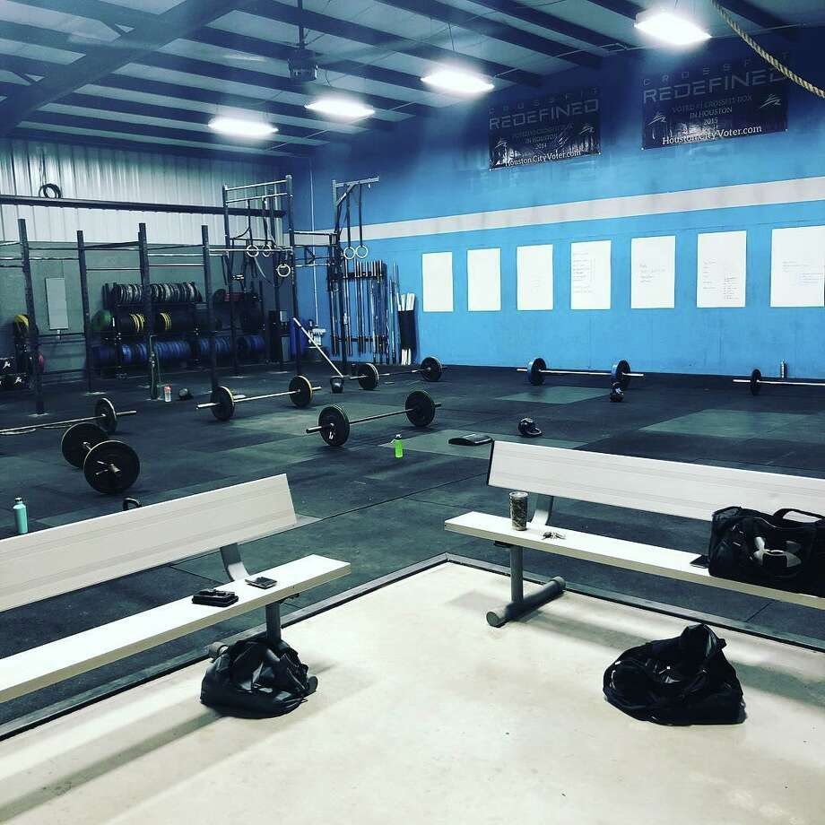 Crossfit Redefined Fitness in Spring isgetting ready for its May 18 reopening in light of the COVID-19 pandemic. Photo: Crossfit Redefined Fitness