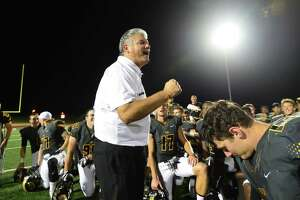 Texas Lutheran's Danny Padron will coach his last game Saturday at home against Southwestern. Padron announced his retirement this week after seven seasons with the Division III Bulldogs.