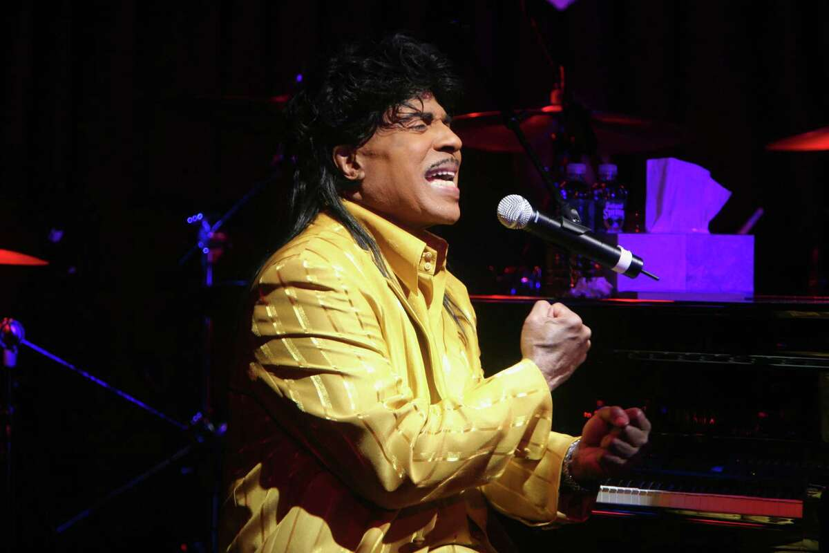 FILE -- Little Richard performs at B.B. King Blues Club & Grill in New York, on Jan. 15, 2007. Richard Penniman, better known as Little Richard, who combined the sacred shouts of the black church and the profane sounds of the blues to create some of the worlda€™s first and most influential rock a€™na€™ roll records, died on Saturday morning, May 9, 2020. He was 87. (Hiroyuki Ito/The New York Times)