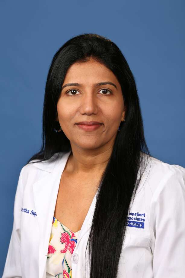Dr. Kavitha Bagadi Photo: Courtesy Photo