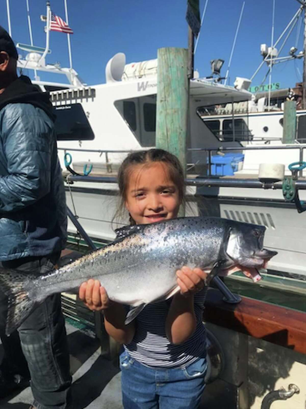 Fisherman's Wharf-based Lovely Martha Sportfishing is unsure of which stage of reopening it falls under.