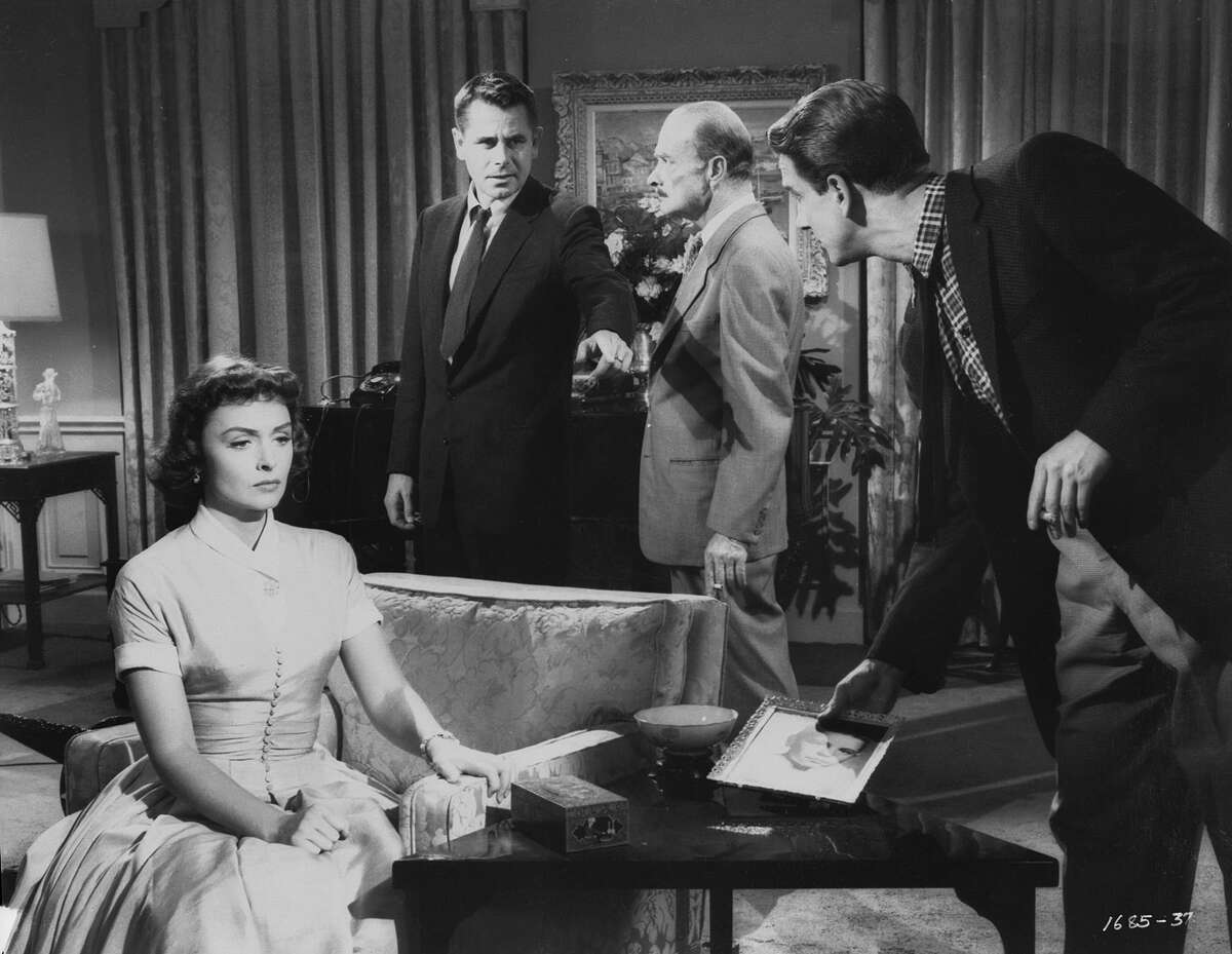 Families in Peril on TCM, including Ransom! (1956).