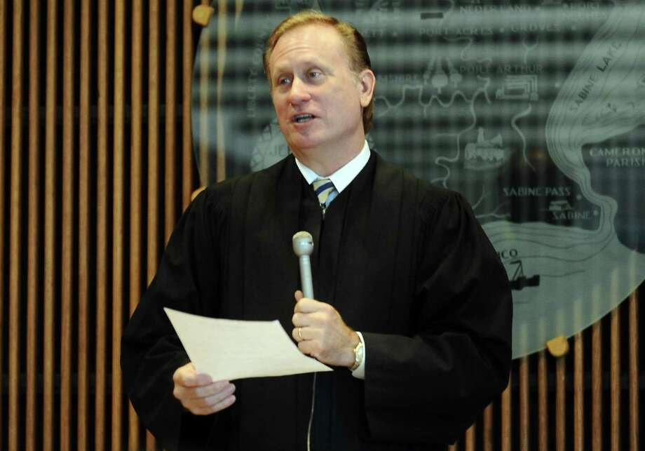 Judge Randy Shelton of the 279th District Court. Enterprise file photo Photo: Randy Edwards