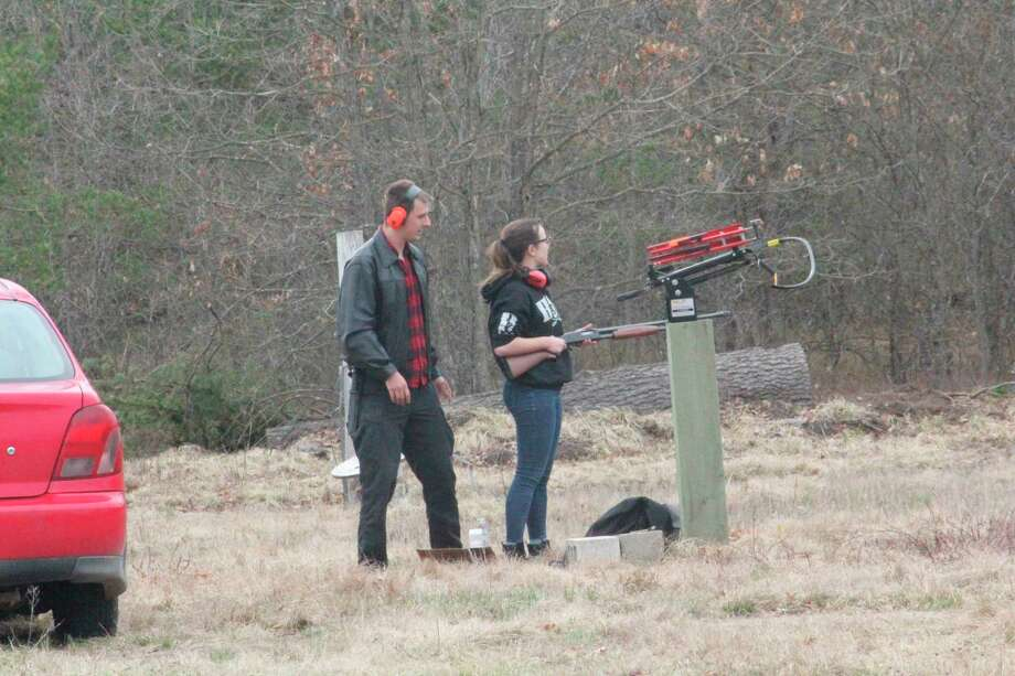 The trap and skeet range is available for members at the Lake County Sportsman Club. (Star photo/John Raffel)