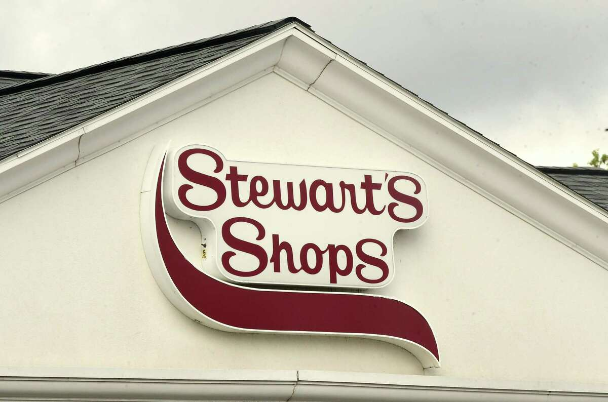 Stewart's Shops said Friday that the Saratoga Springs-based company will close shops in Burnt Hills and in Wappingers Falls. (archive photos)
