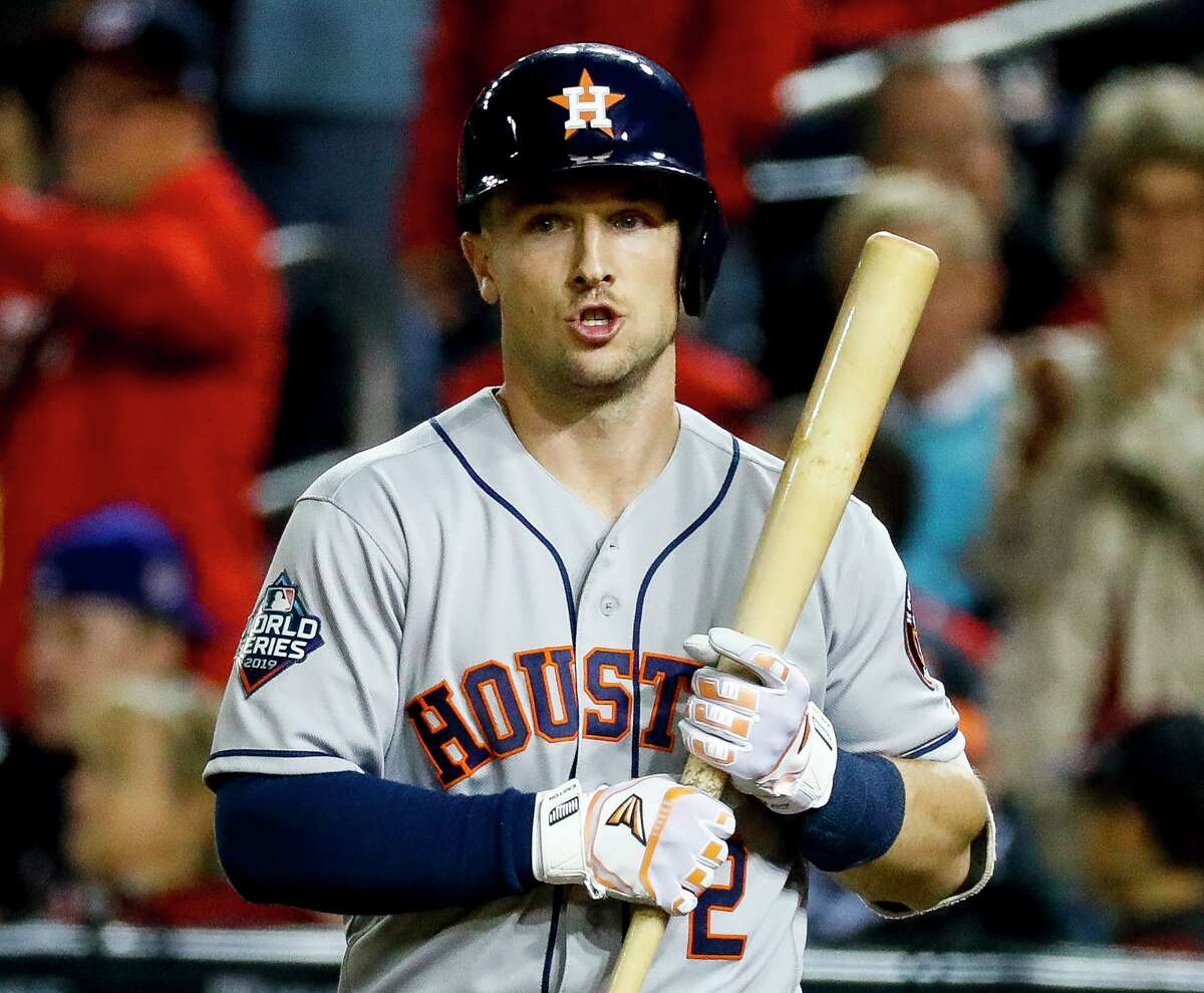 Astros third baseman Alex Bregman is among those who have participated in MLB/player discussions regarding an abbreviated season.