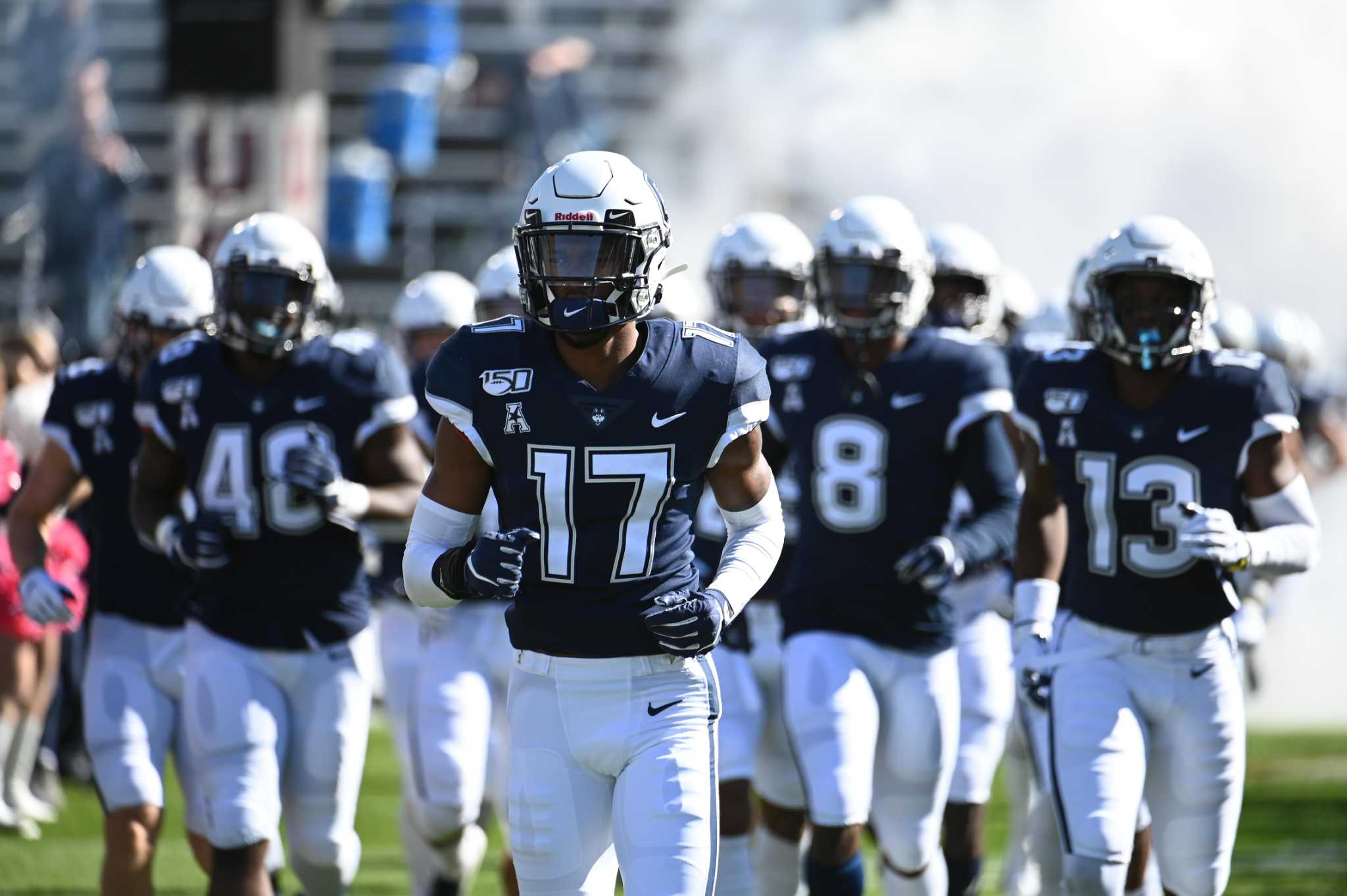 UConn cancels football season: 'These young mens's lives are more important  than money'