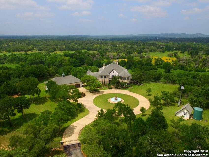 Harvest Creek Ranch, situated on 801 acres in Boerne, was listed in March for $14,750,000.
