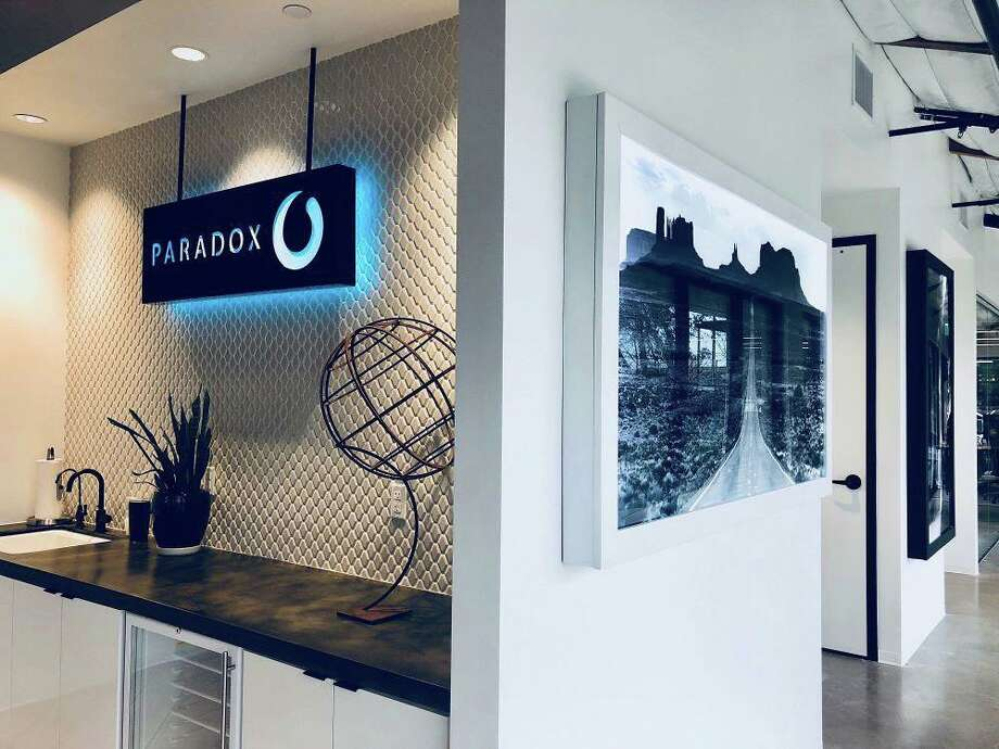 A view of HR firm Paradox's main offices in Scottsdale, Ariz. Greenwich-based Brighton Park Capital has led a $40 million investment in Paradox. Photo: Contributed Photo
