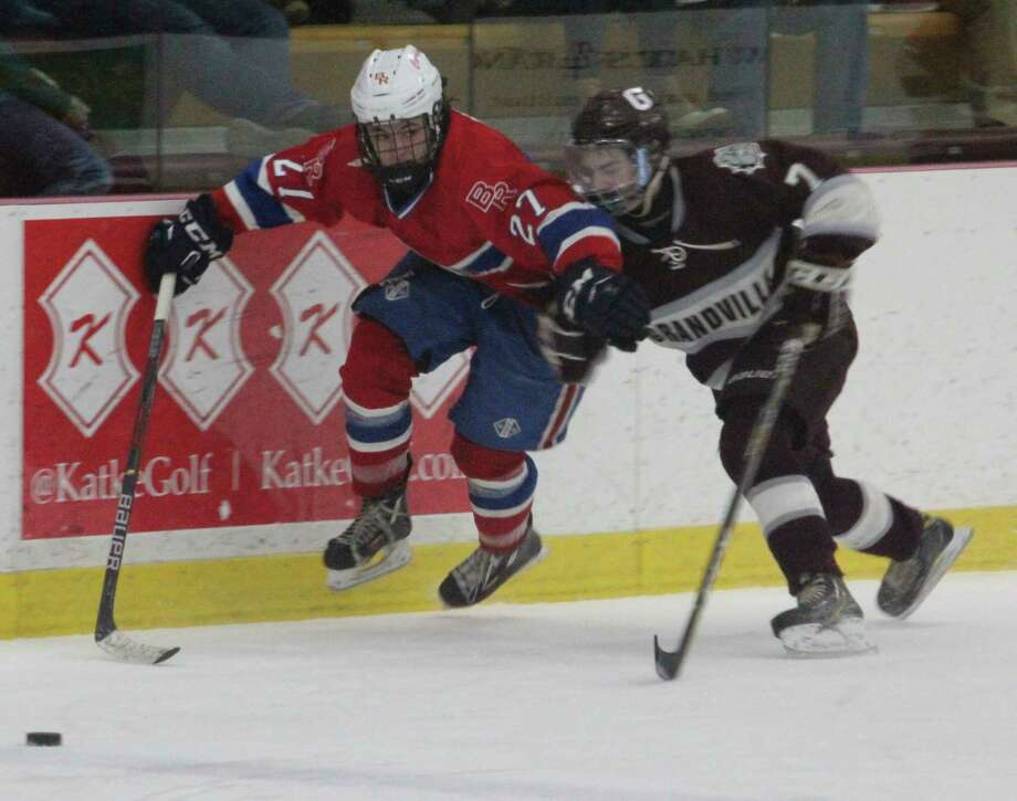 Cameron Massy (27) led Big Rapids in scoring last season. (File photo)