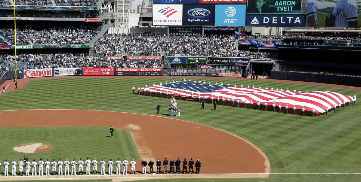 An absence of fans will make opening day no less special than it was when the Yankees and Orioles started their 2019 season in New York.