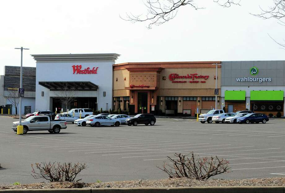 Westfield Mall in Trumbull, Conn., on Wednesday Mar. 18, 2020. The mall plans to reopen May 20 after being closed for two months. Photo: Christian Abraham / Hearst Connecticut Media / Connecticut Post
