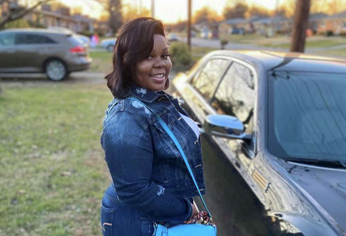 Breonna Taylor, 26, was killed March 13, 2020.