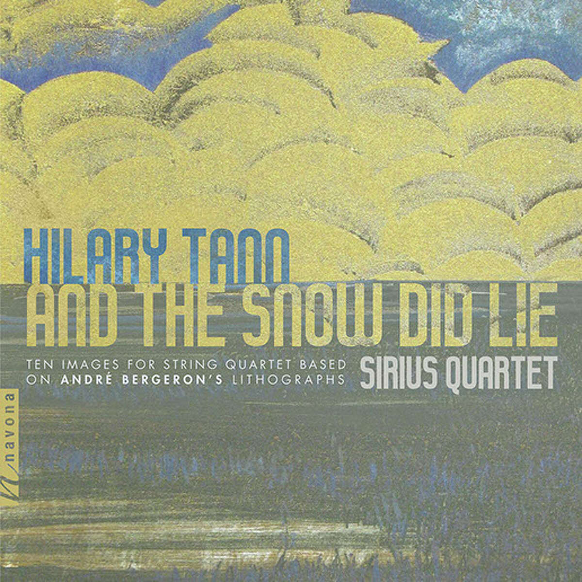 """And the Snow Did Lie"" - Hilary Tann"