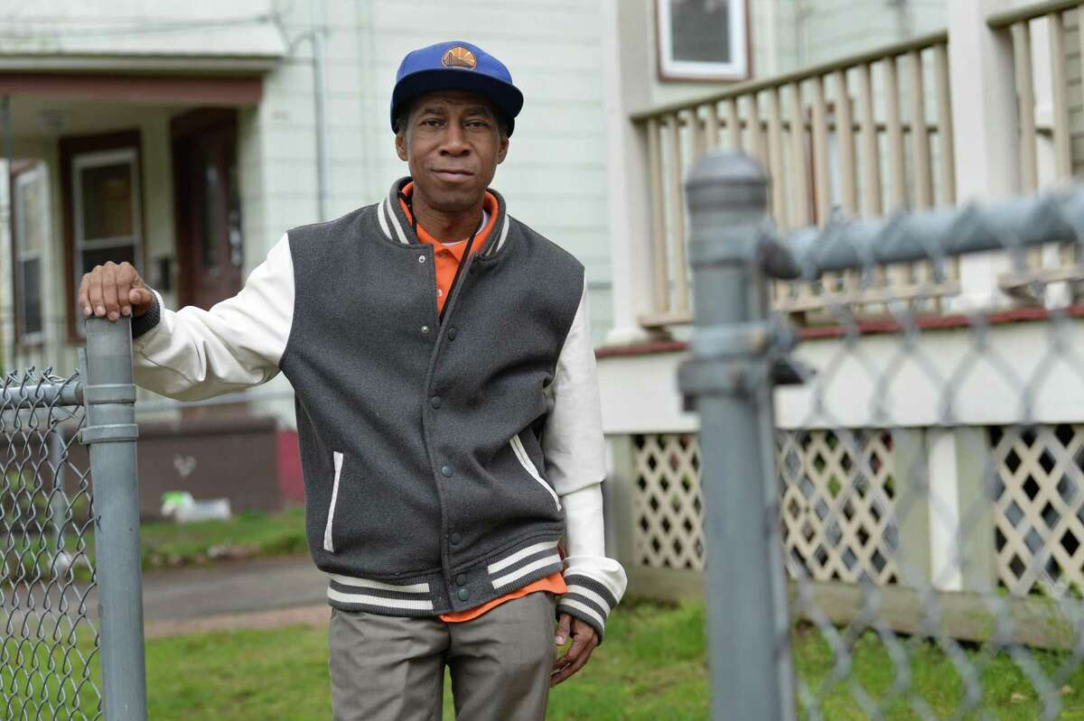 Kevin Hall, of New Haven, was working a temp job that likely would have led to a permanent position until he lost it when the COVID-19 pandemic brought the economy to a standstill.