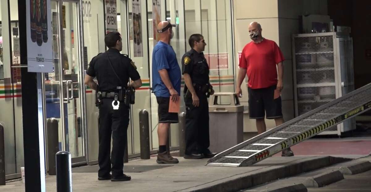 San Antonio police are looking for the suspects involved in several drive-by paintball attacks near the downtown area Monday night.