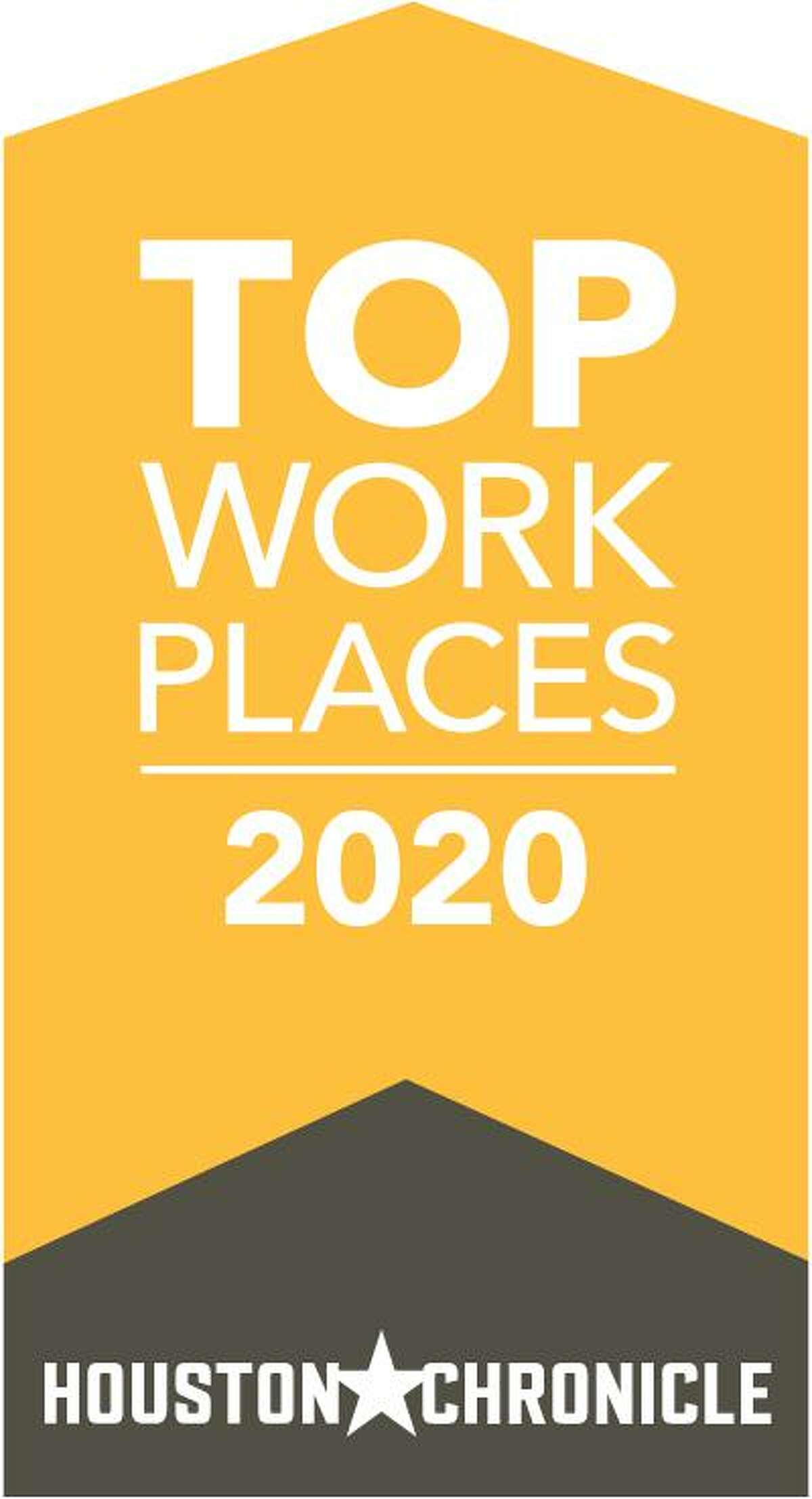 Houston Chronicle Top Workplaces will be announced in November.