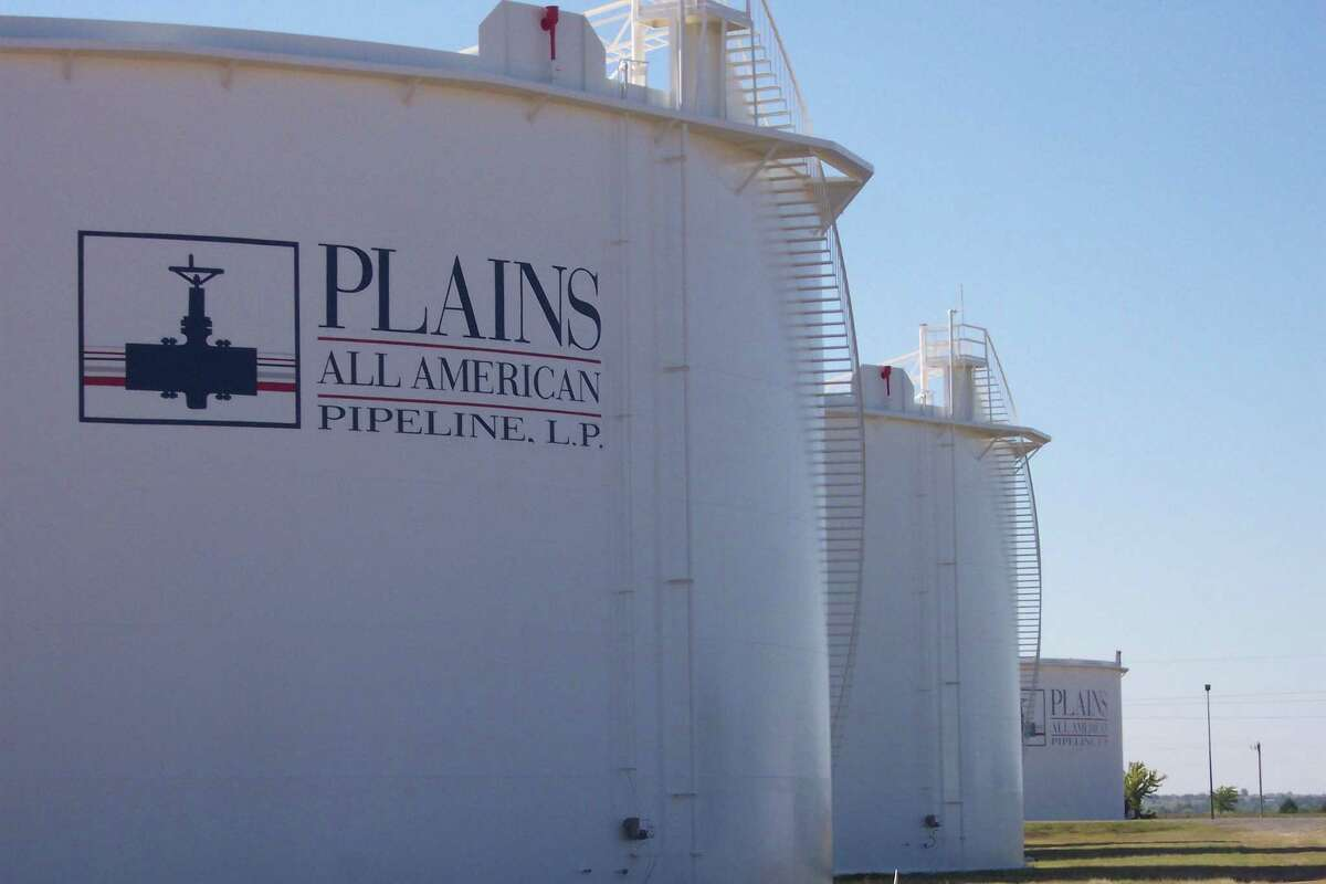 Profits for Plains All American Pipeline fell 68 percent.