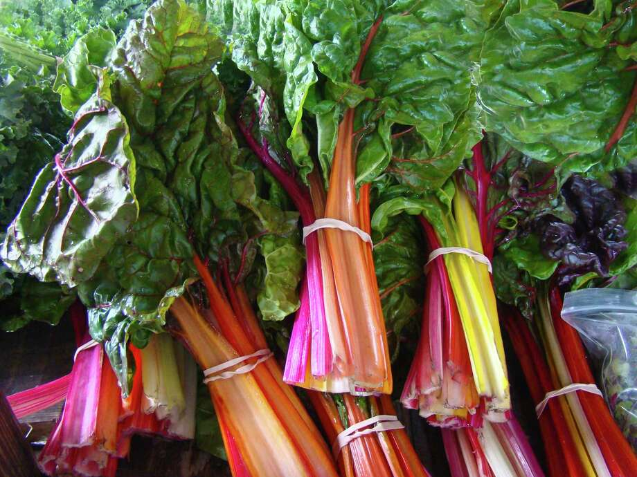Rhubarb can be used to add a bit of sweetness to a dish. Photo: MetroCreative Connection / Contributed Photo /