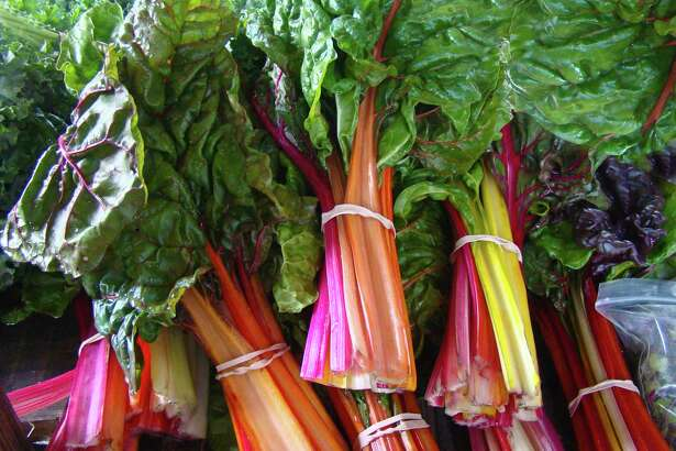 Rhubarb can be used to add a bit of sweetness to a dish.