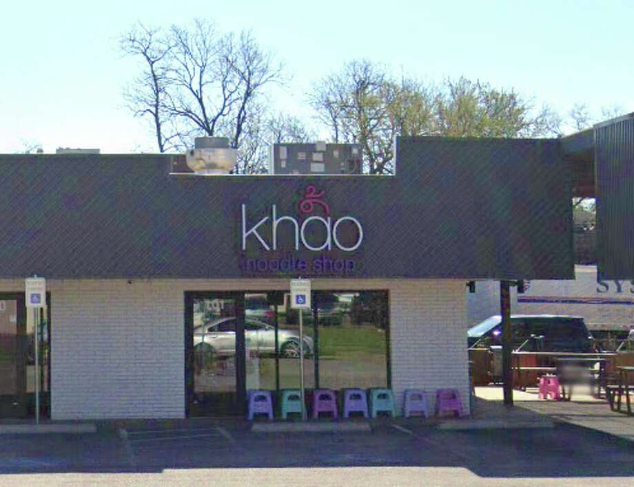On Tuesday, Food & Wine named Sirisavath, owner of Khao Noodle Shop in Dallas, as one of its Best New Chefs 2020. Photo: Google Maps