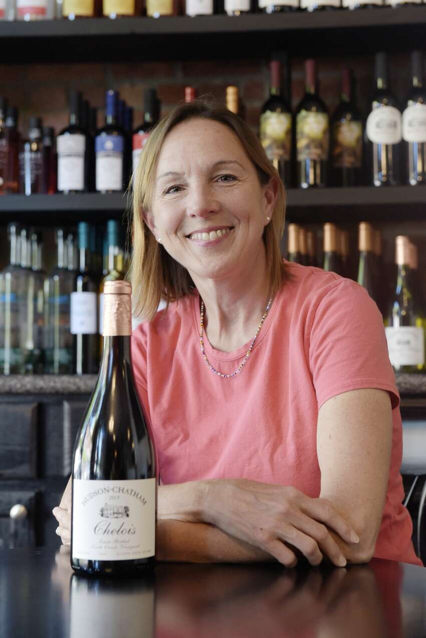 Hudson-Chatham co-owner Dominique DeVito and her husband, Carlo, have sold their Hudson-Chatham Winery 14 years after they founded it.