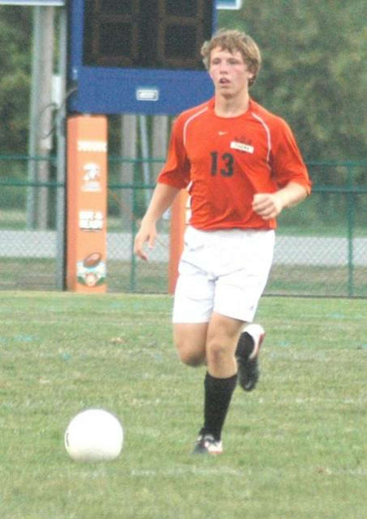 A three-year starter on the backline, Robbie Tays was an All-State and All-Southwestern Conference player as a senior after helping the Tigers advance to the state tournament in his first two seasons as a sophomore and junior.