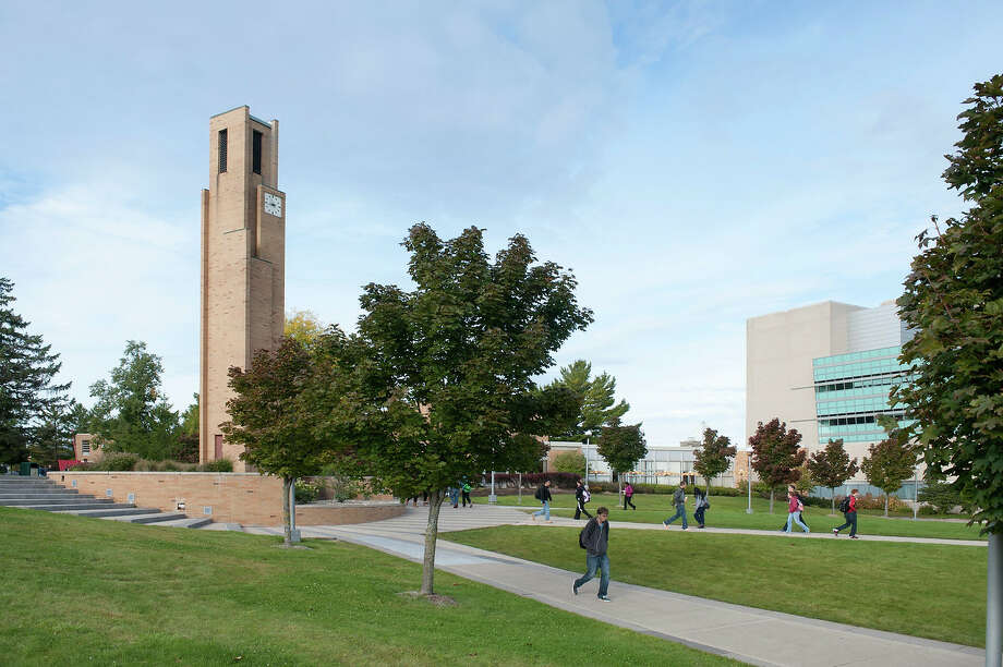 Ferris recently announced plans to move to remote instruction after the Thanksgiving holiday. The university still plans to reopen its campus for classes Aug. 31. Photo: Photo Courtesy Of Ferris State University